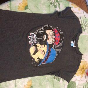 Ladies cheech and Chong T-shirt size small